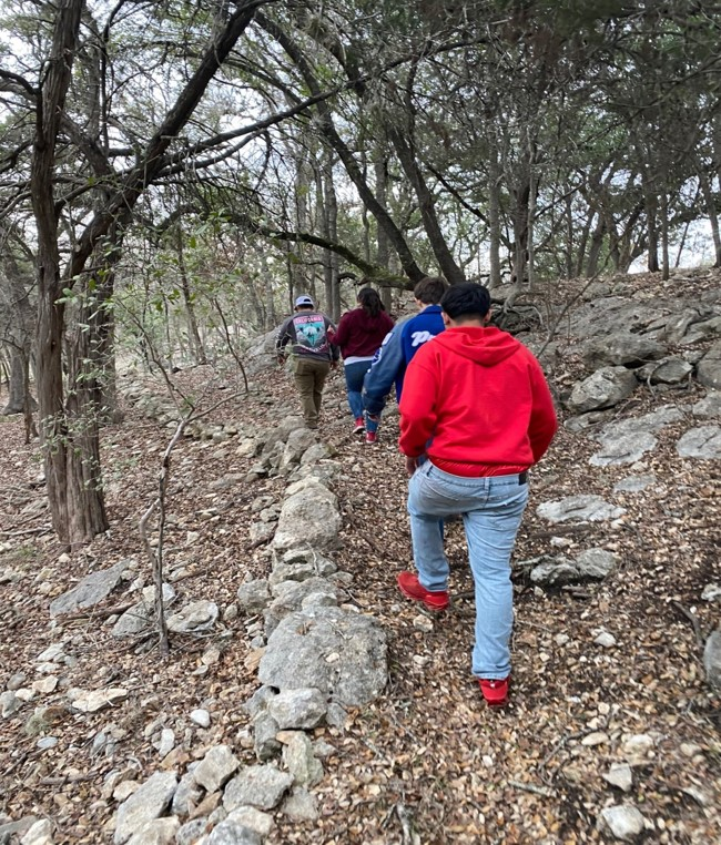 Bandera County youth on probation out hiking
